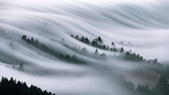 West Marin County, California