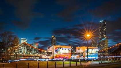 A bite of Brisbane
