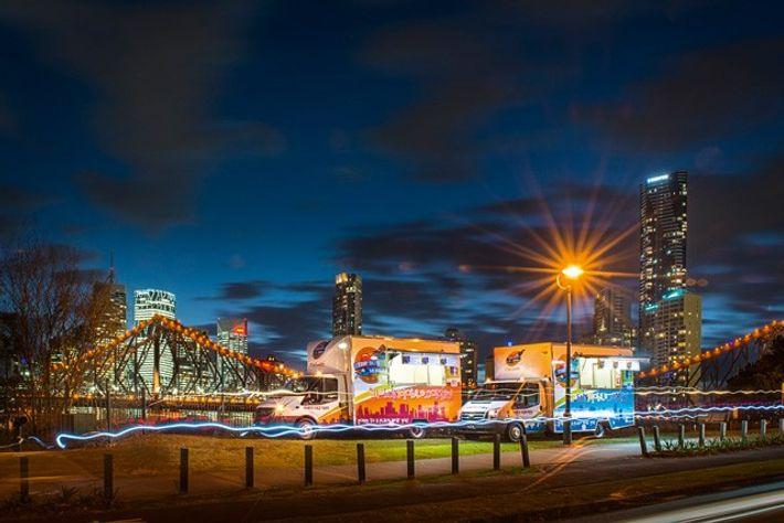 The Bun Mobile, Brisbane.