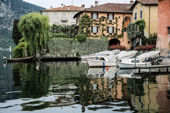 Mandello del Lario is a small, picturesque town on the eastern shore of Lake Como.