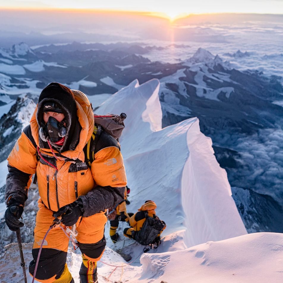 Meet the adventurer: Mark Synnott on climbing Everest's North Face to solve a 100-year-old mystery