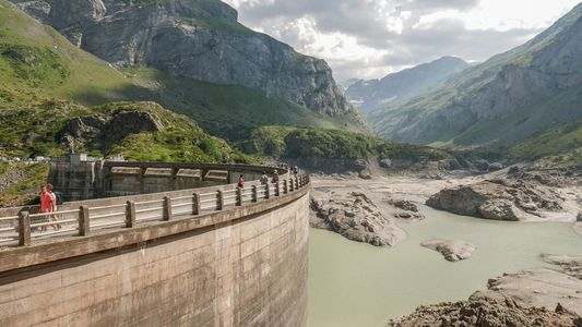 European rivers are littered with barricades, but a movement grows to remove them