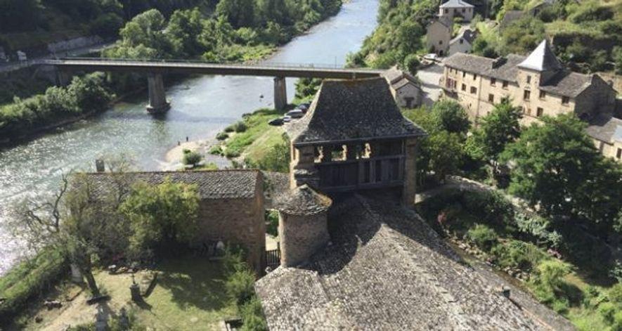 River Tarn.