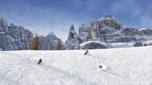 Skiing & singing in South Tyrol