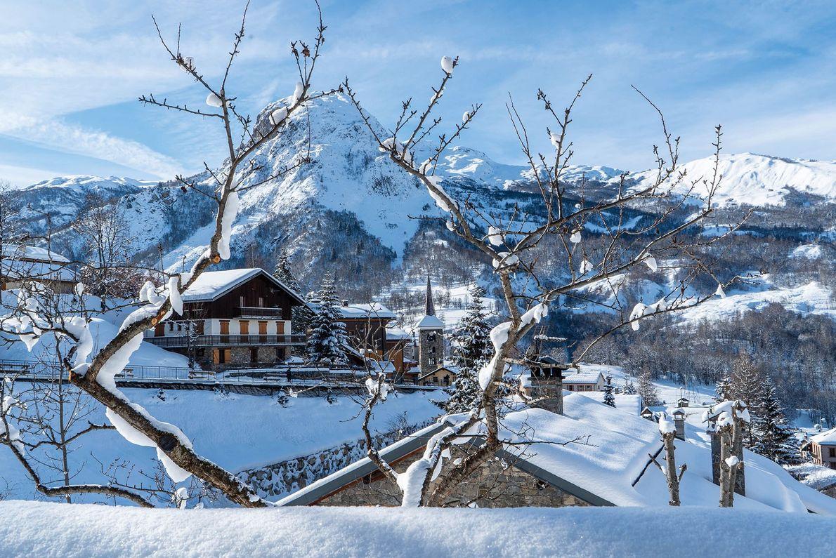 Gallic charmers: we reveal France's prettiest ski villages