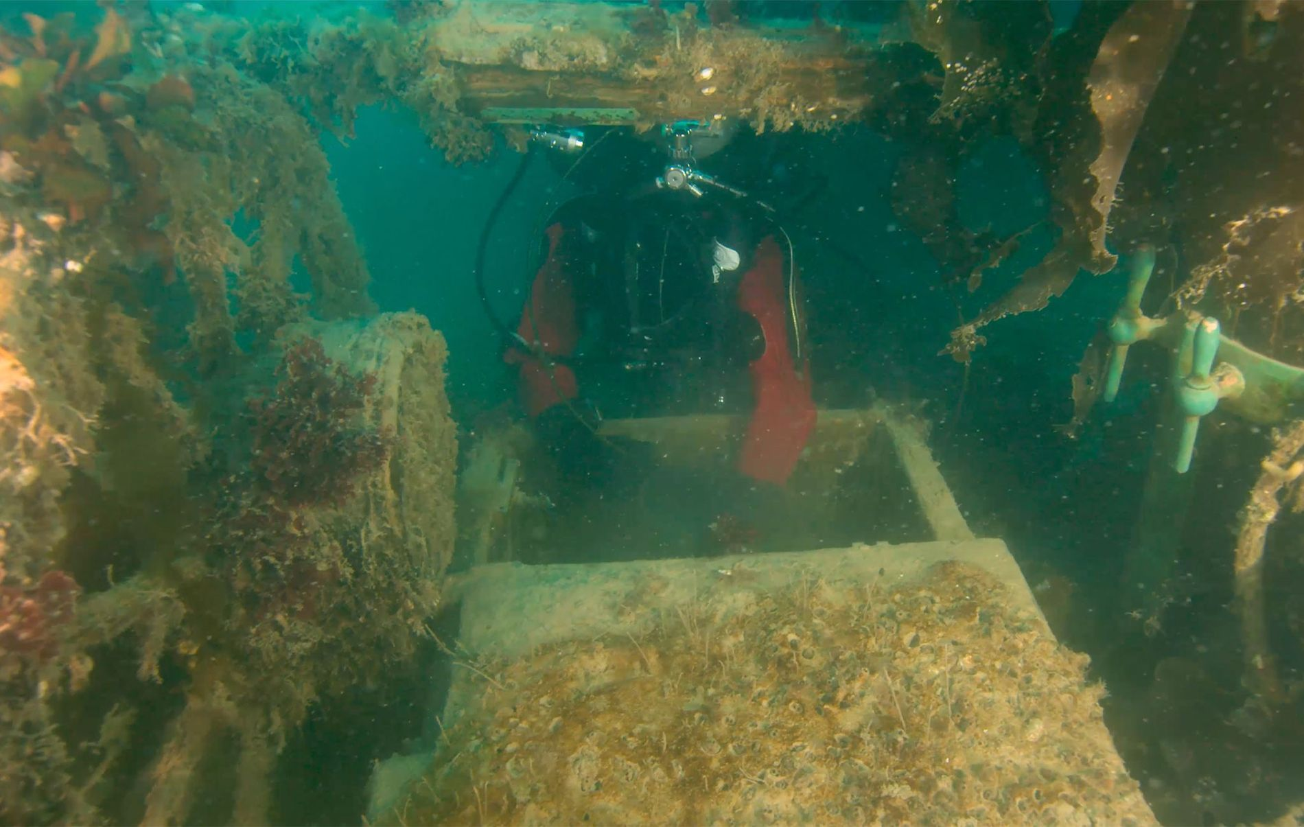"Arctic shipwreck ""frozen in time"" astounds archaeologists"