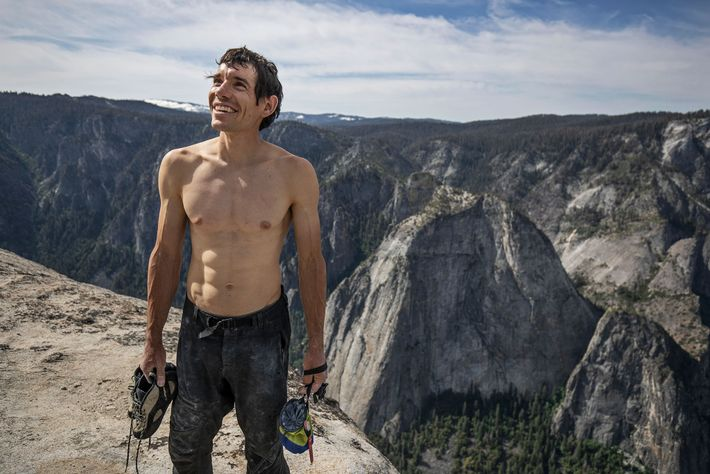 On June 3 of 2017, Honnold became the first person to free solo scale El Capitan. ...