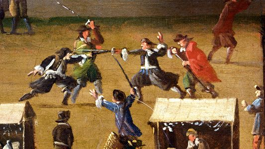 En garde! Why France was the duelling capital of Europe