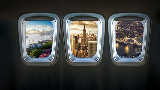 Frequent flyer: Ultra-long-haul flights
