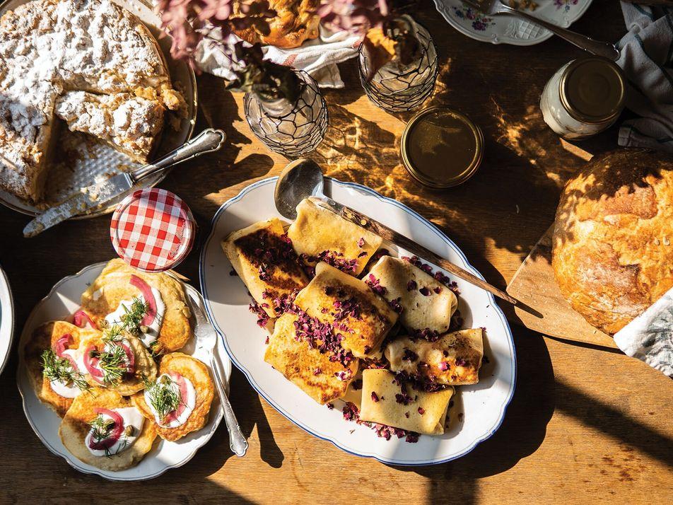 Author Michał Korkosz shares the vegetarian highlights of Polish cuisine