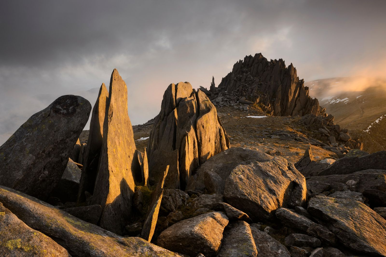 Landscapes of imagination: images of wildest Wales
