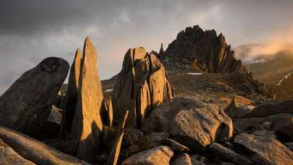 Landscapes of imagination: images of wildest Wales