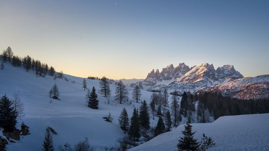 Making cultural tracks in Italy's Dolomites