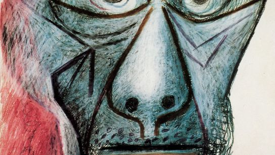 Picasso never stopped reinventing his artistic style, and nothing was out of reach. He created thousands ...