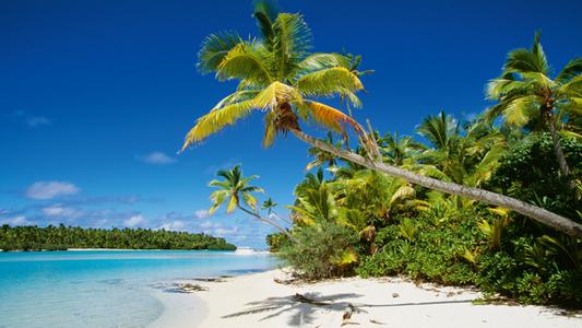 The Cook Islands: Beauty Spot
