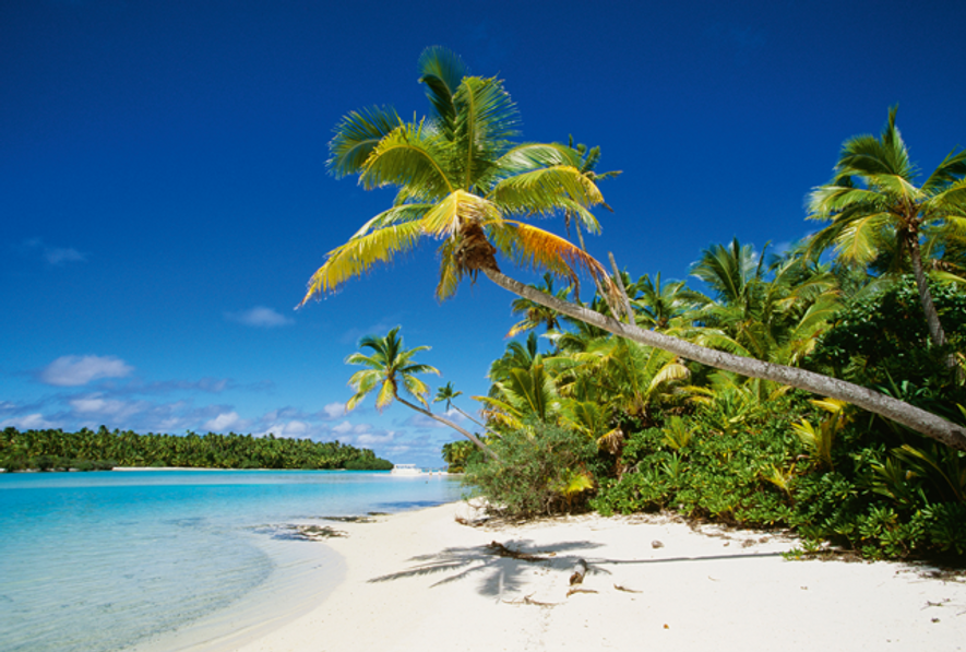 The Cook Islands: Beauty Spot