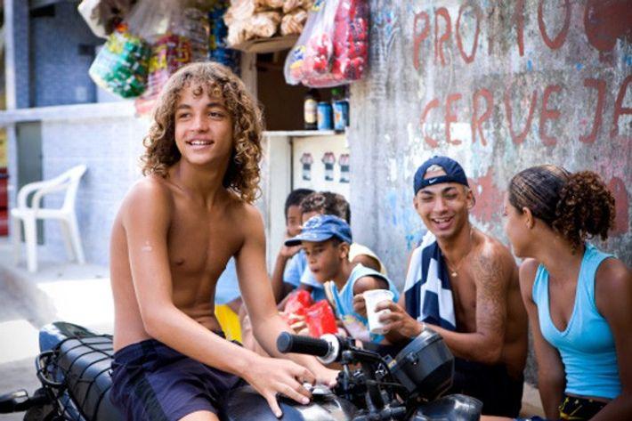 Laid-back Cariocas in Rio