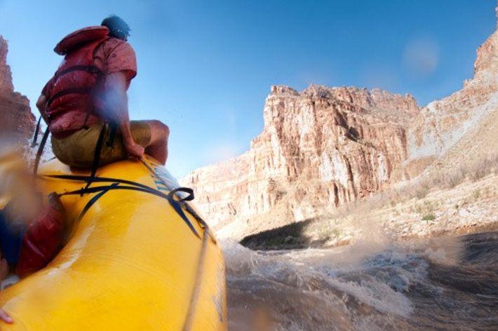 Adventure in Utah.