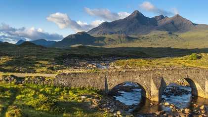 Long weekend: Scottish Highlands