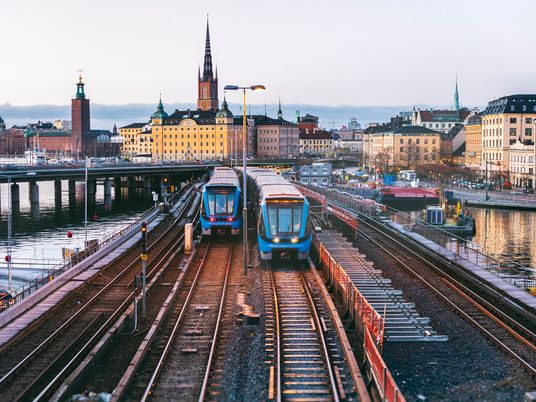 How to plan a railway journey across Europe