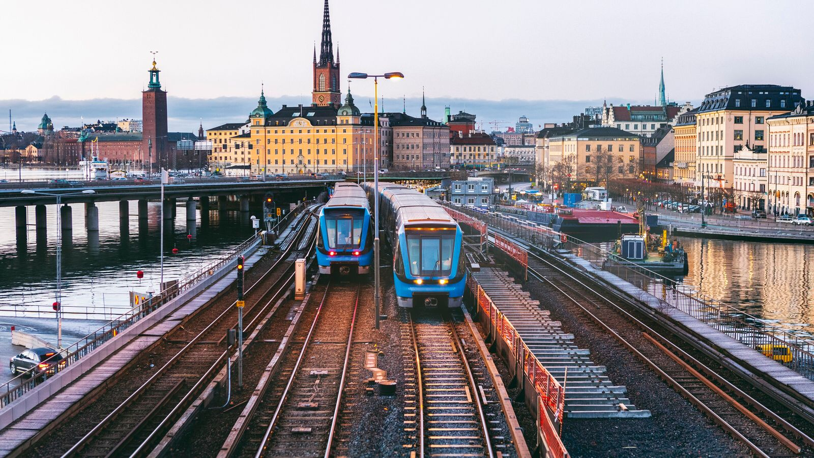 Discover advice and tips to help you negotiate train travel around Europe. Pictured: Stockholm Central Station, ...