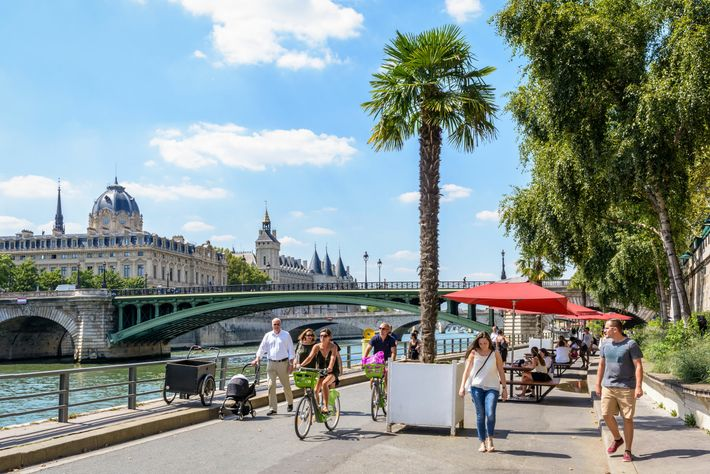 Walks along the Seine may be out of reach but the cultural riches of Paris's best ...