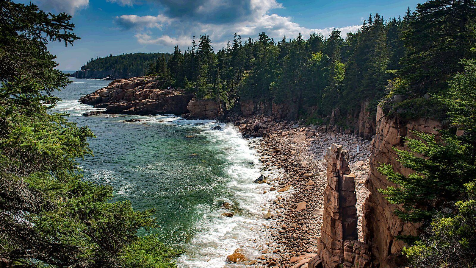 Monument Cove Acadia National Park, Maine