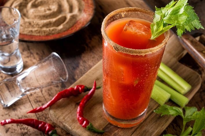 You can't discuss hangover cures without mentioning a hair-of-the-dog cocktail, and Canada's favourite, the Bloody Caesar, ...