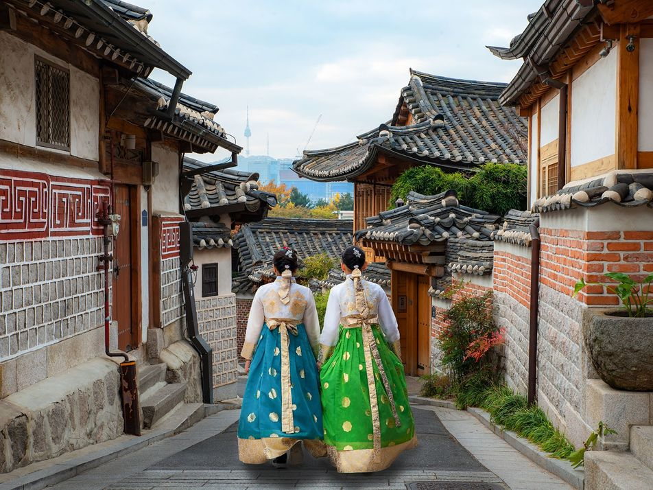 The edge of Asia: exploring the highlights of South Korea