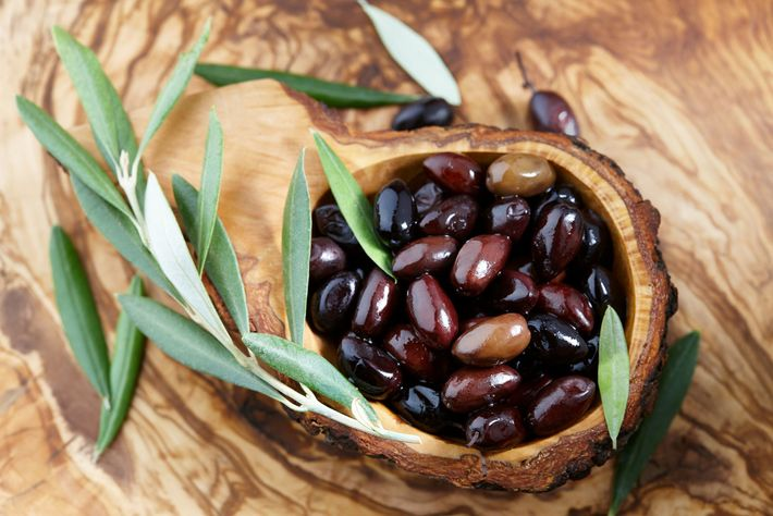 Olives from the Peloponnese, or more specially from Kalamata, are world-renowned, known for their firm texture ...