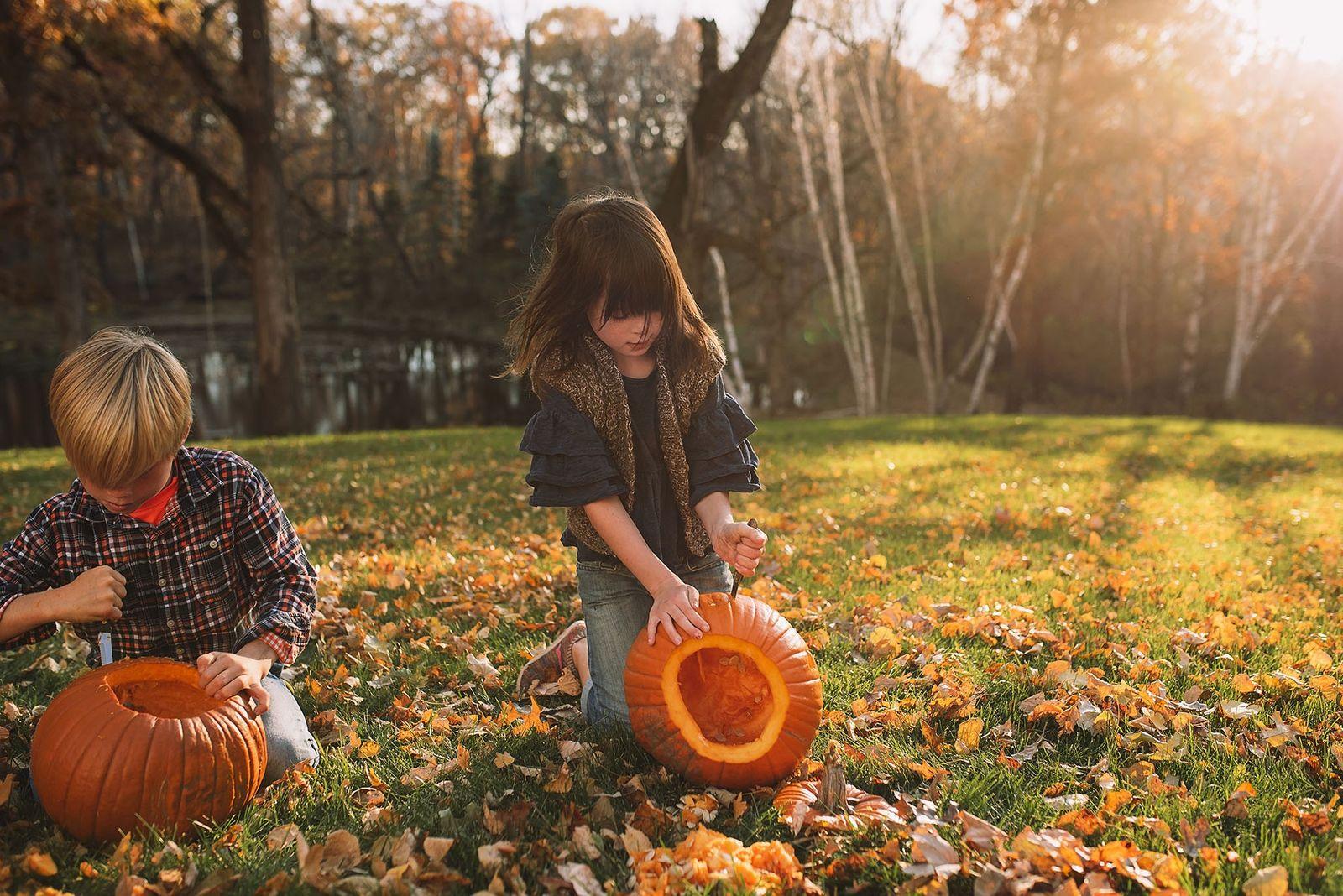Top 10 UK Halloween activities for the family