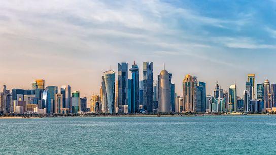 Doha city view
