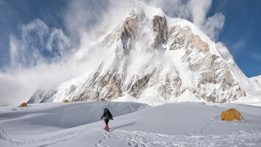 Meet the adventurer: mountaineer Rebecca Stephens on conquering Everest