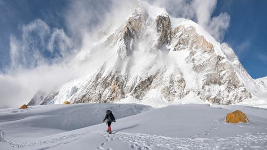 Everest, in Nepal's Himalayas, is the world's highest peak at a staggering 29,029ft. On 17 May 1993, ...