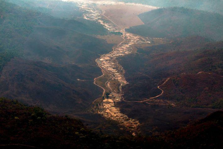 BRAZIL-MINING-AMAZON