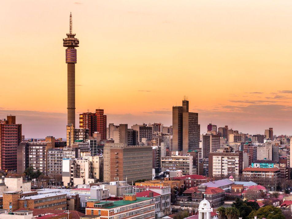 Rooms under £100: Johannesburg