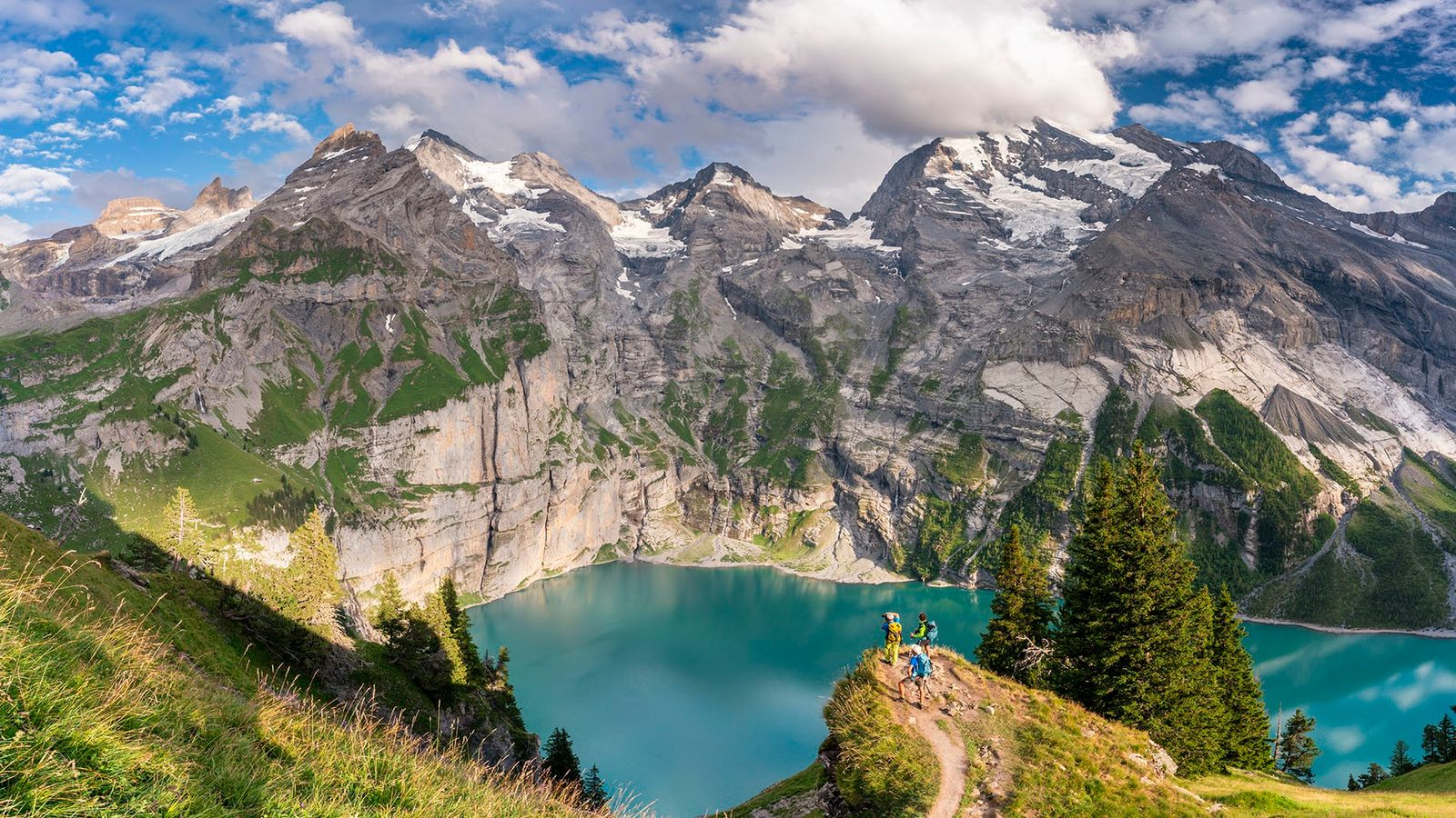 When imagining Switzerland, enormous, snow-covered mountain ranges likely come to mind, and among them the Swiss ...