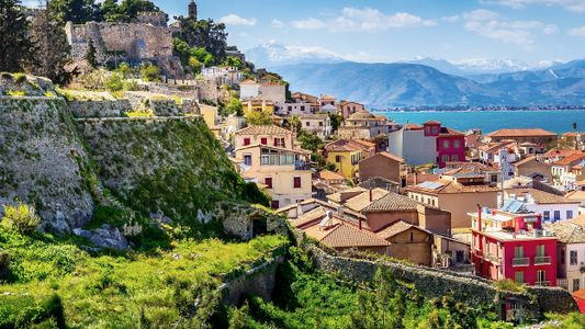 Three weekend getaways in the Peloponnese, Greece