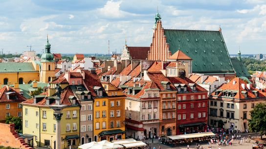 In Warsaw, veganism goes hand in hand with political activism, and wholefood co-ops and cafes are a ...