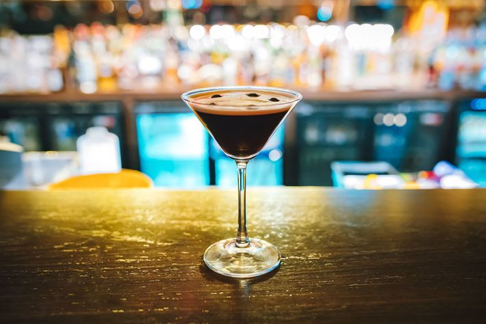 Born in London, the espresso martini is theperfect pick-me-up after a fancy dinner in Mayfair, or ...
