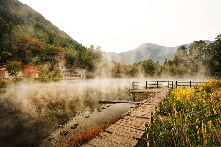 Photo taken in Beppu, Japan