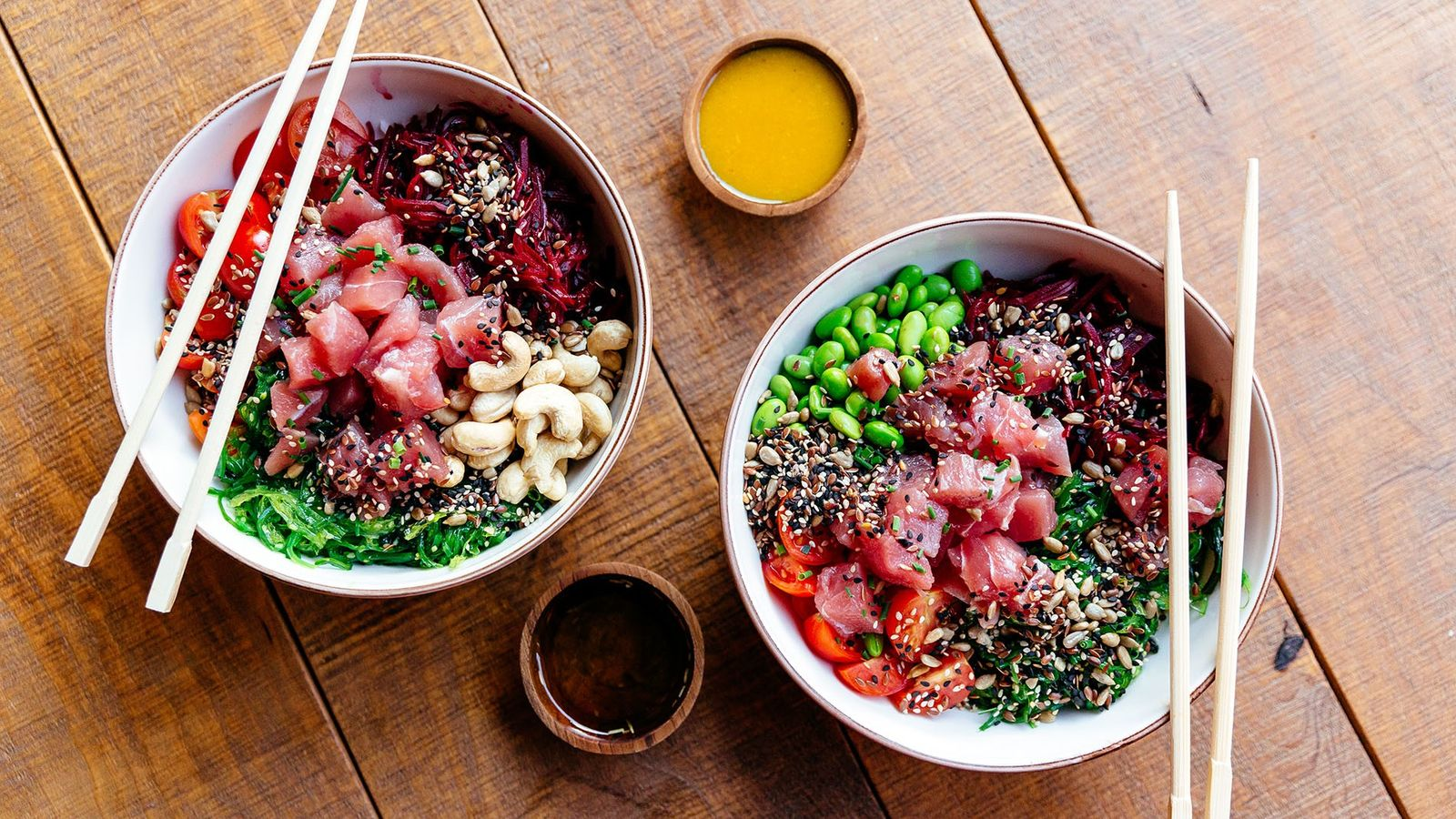 Tampa — and the rest of the world — can thank Hawaii for poke bowls: a ...