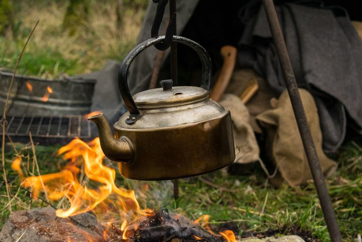 You need to be self-sufficient but the whole idea of wild camping is to get back ...