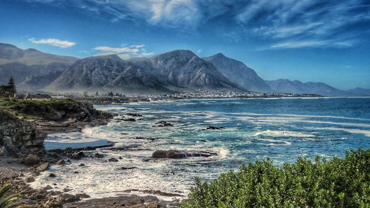 How to plan a culinary road trip around South Africa's Cape Whale Coast