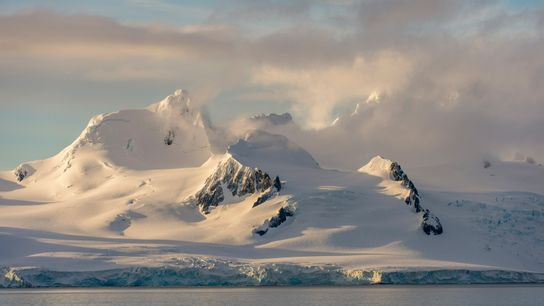 A new way to study Antarctic ice from space is giving scientists a precise look at ...