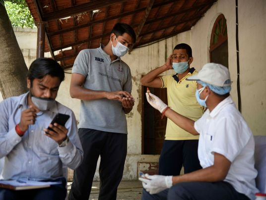 Indian doctors protest herbal treatments being touted for COVID-19