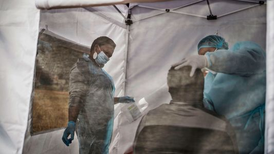Why South Africa's coronavirus outbreak could be a 'catalyst for transformation'