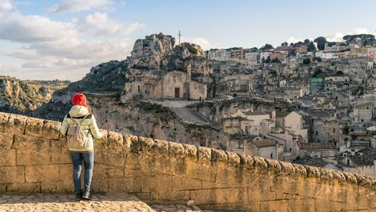 Matera is fresh off its stint as 2019 European Capital Of Culture and its historicsassicave dwellings ...