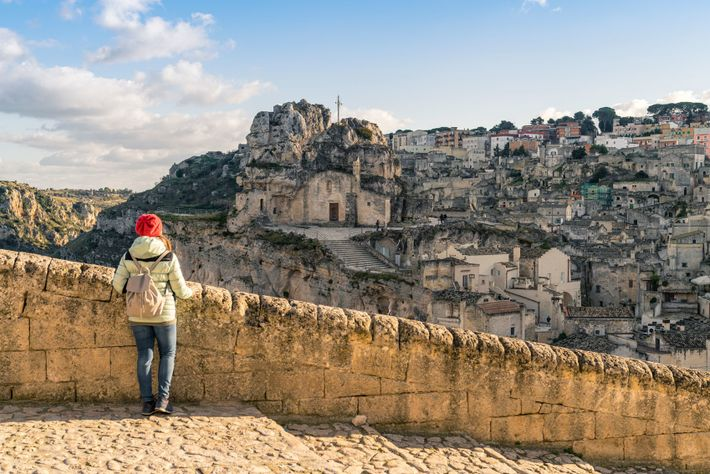 Matera is fresh off its stint as 2019 European Capital Of Culture and its historic sassi cave dwellings ...