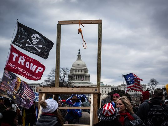 Decoding the hate symbols seen at the Capitol insurrection